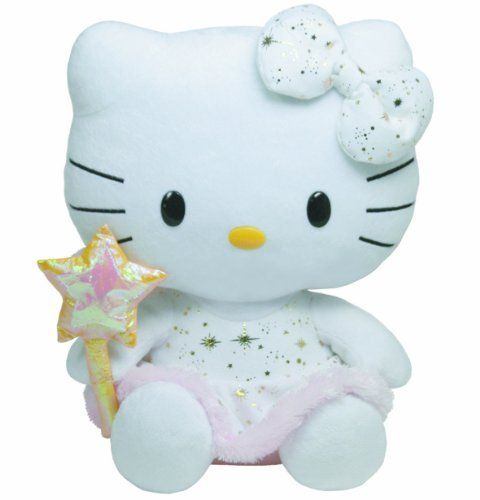 Ty Beanie Buddy Hello Kitty Plush - Angel Buddy e15fb4dc7c09