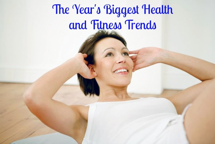 The Year's Biggest Health and Fitness Trends - Up Run for Life