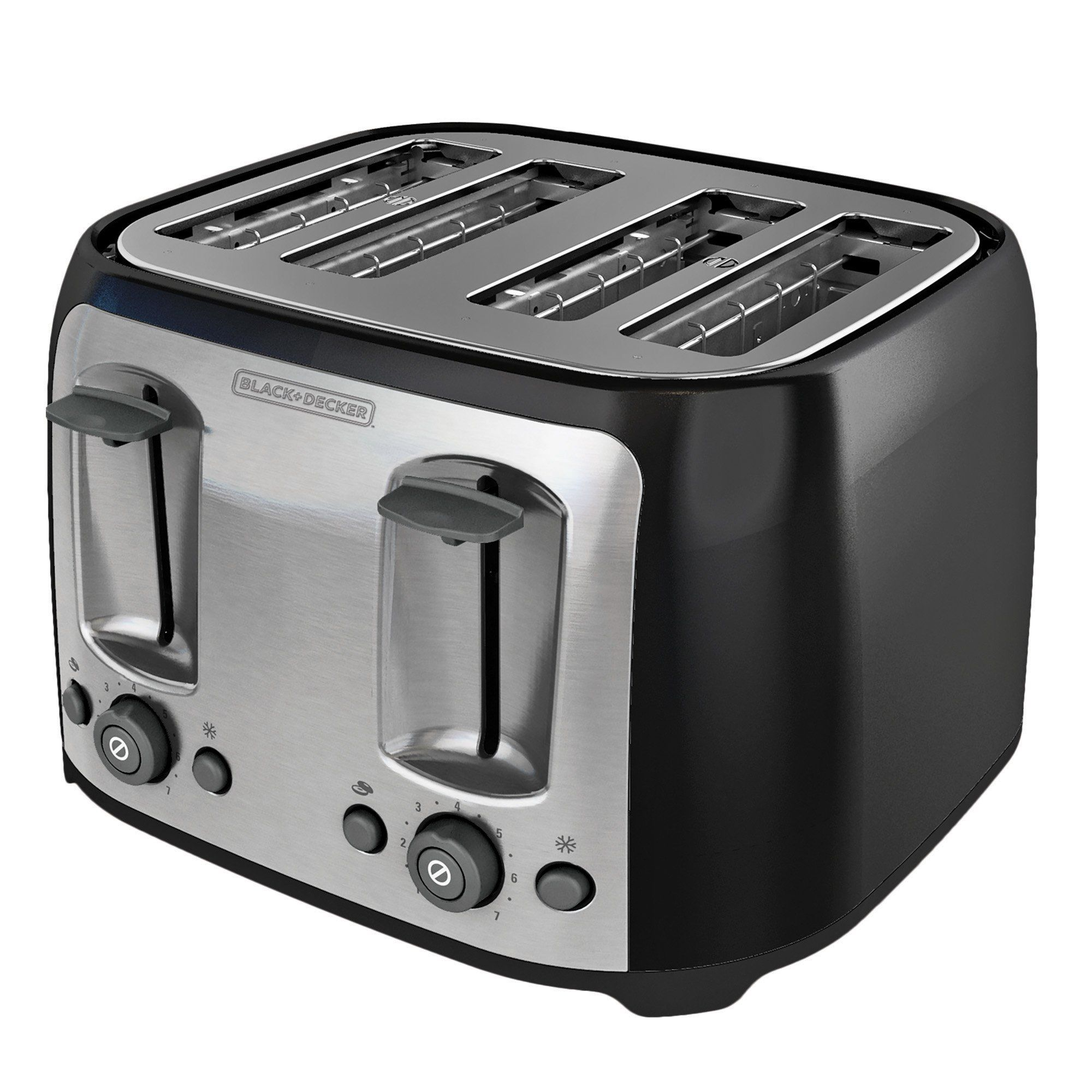 toasters four pin slot kitchenaid long slice toaster