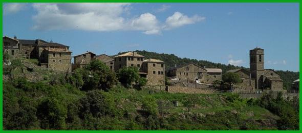 Troncedo - Valle de la Fueva (Huesca)
