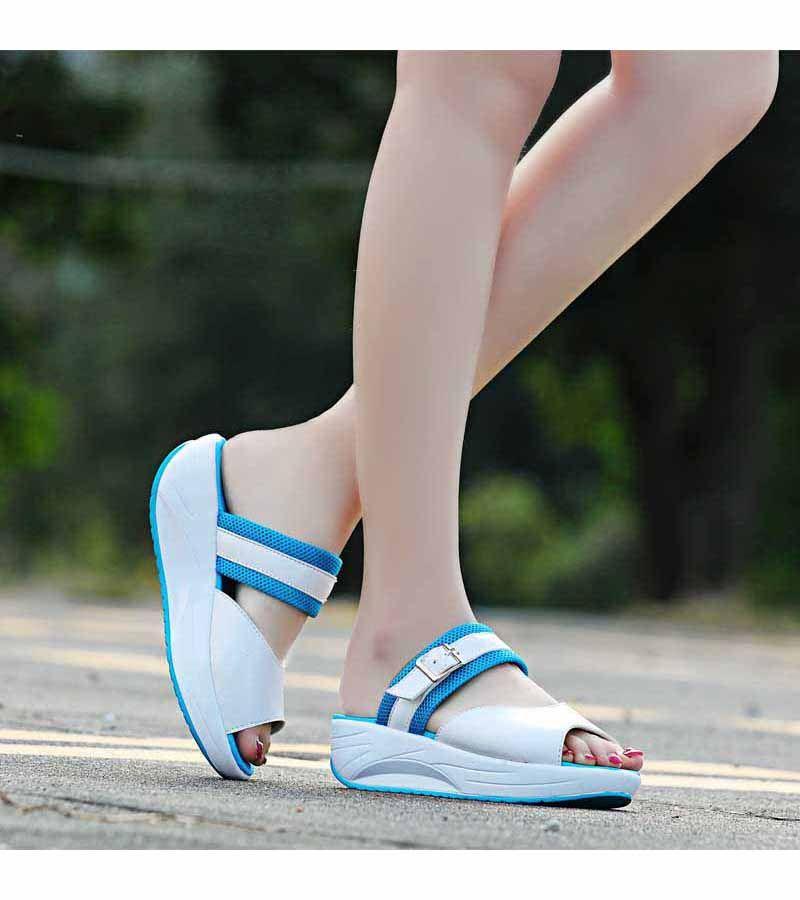 rocker bottom sole shoe sandals