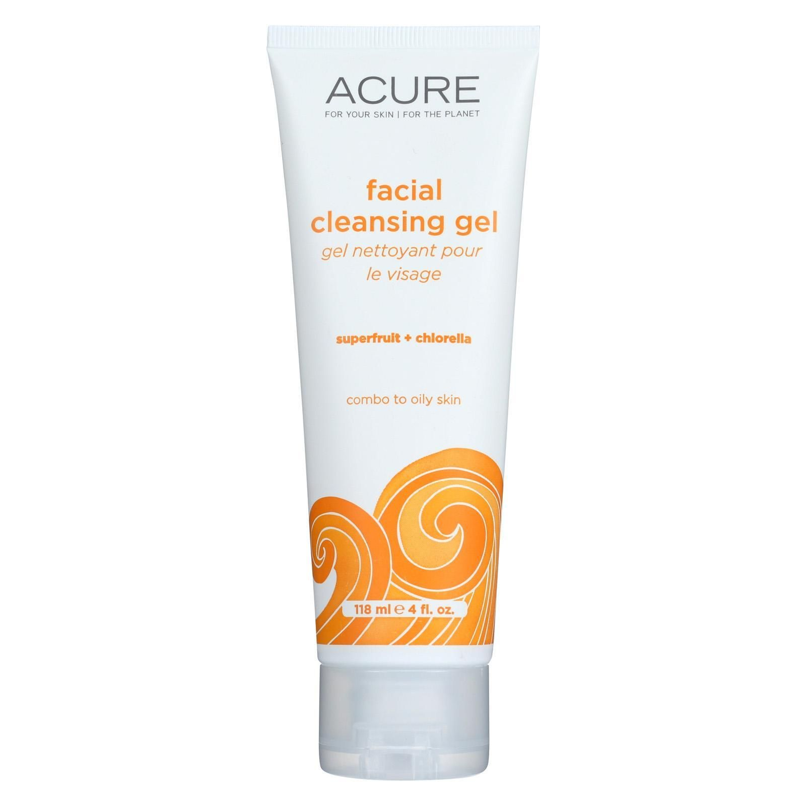 Acure Facial Cleansing Gel