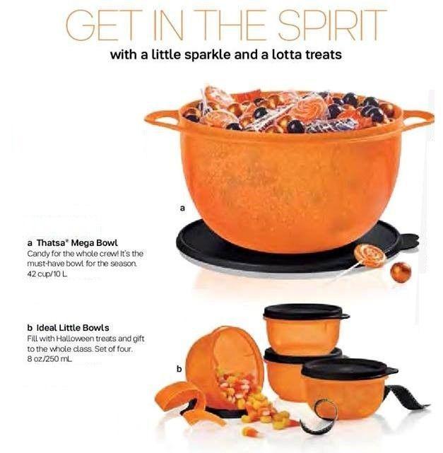 5 Pc Tupperware Be Dazzled Thatsa Bowl Set 4 1 Cup And A 42 Cup Sparkle Orange Tupperware Bowl Bowl Set Tupperware