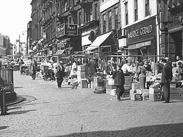 Newcastle The Bigg Market