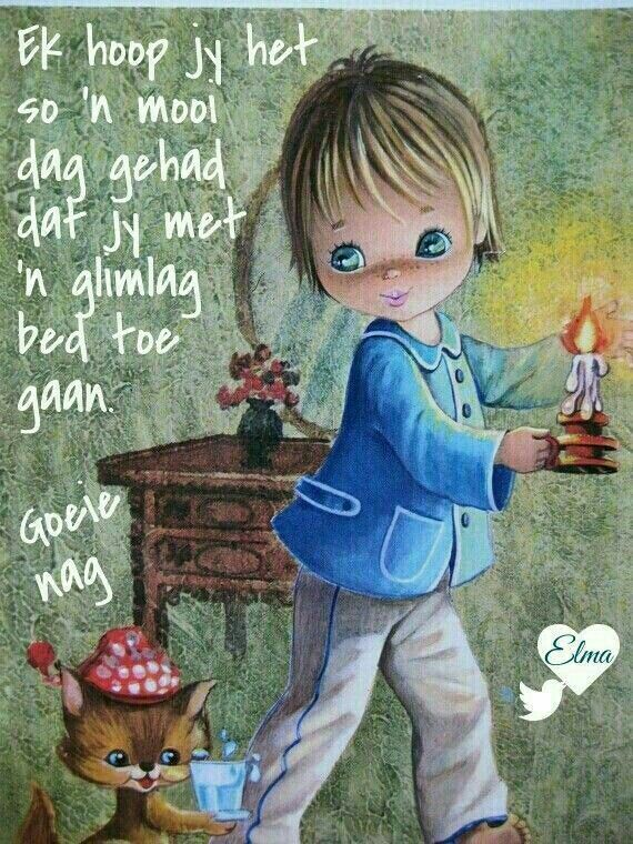 night quotes goeie nag afrikaans sleep tight therapy drawings of