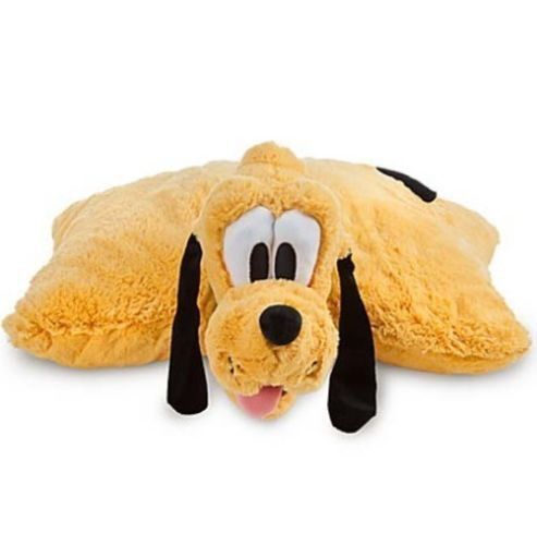 For Sale On Ebay Disney Pluto Pillow Pet Dog Plush Mickey Mouse Clubhouse Disneyland Large Animal Pillows Disney Pillows Disney Stuffed Animals