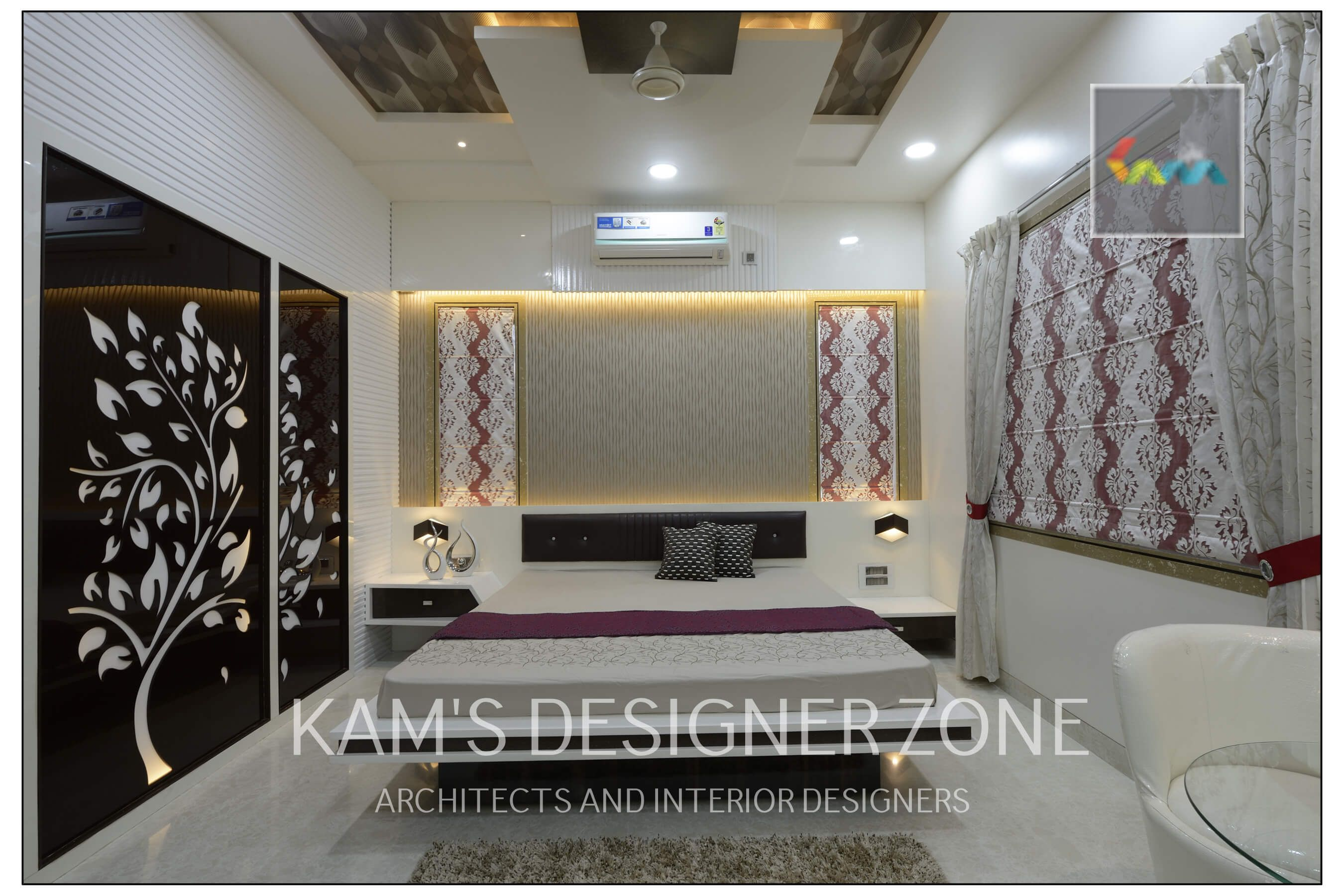 Kam S Designer Zone Considers Important Point While Designing We Will Help You To Create Soothing Relaxing Interior Budget Interior Design Design Consultant