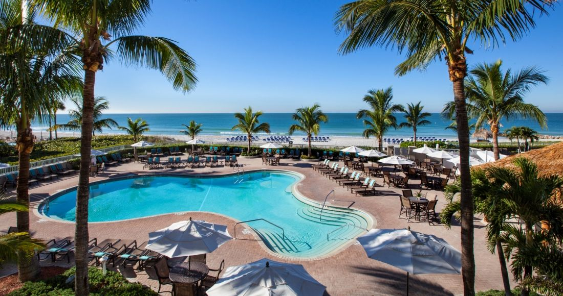 Lido Beach Resort, Sarasota, FL | Opal Collection #Opalpools | Opal