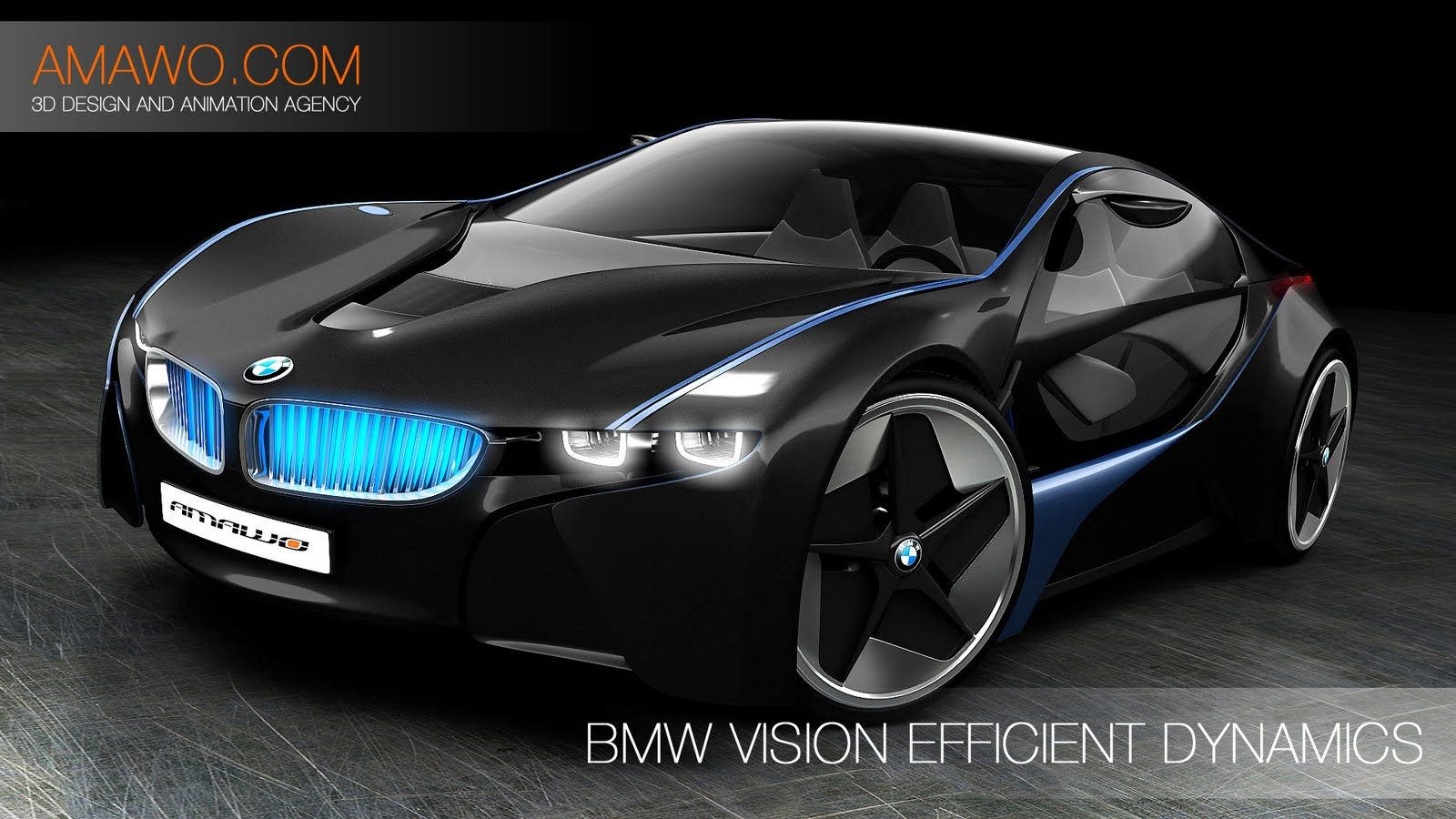 Bmw Concept Black Front I Love It Bmw New Cars Bmw Cars Vehicles