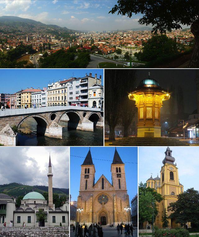 Sarajevo Wikipedia The Free Encyclopedia Croatia Tours Sarajevo Croatia Holiday