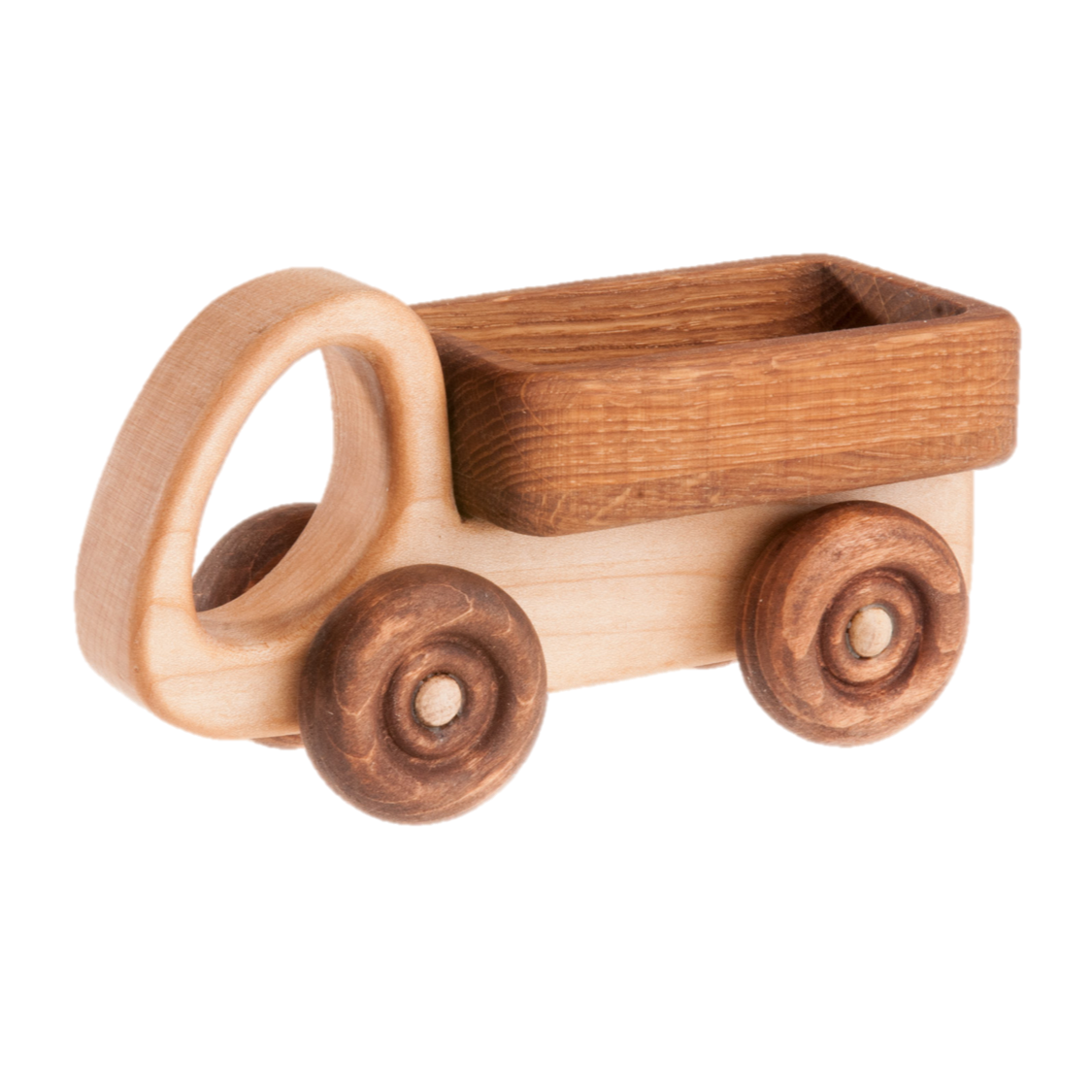 Wooden Truck Car With Moving Wheels In 2020 Wooden Truck Handmade Wooden Toys Wooden Toy Trucks