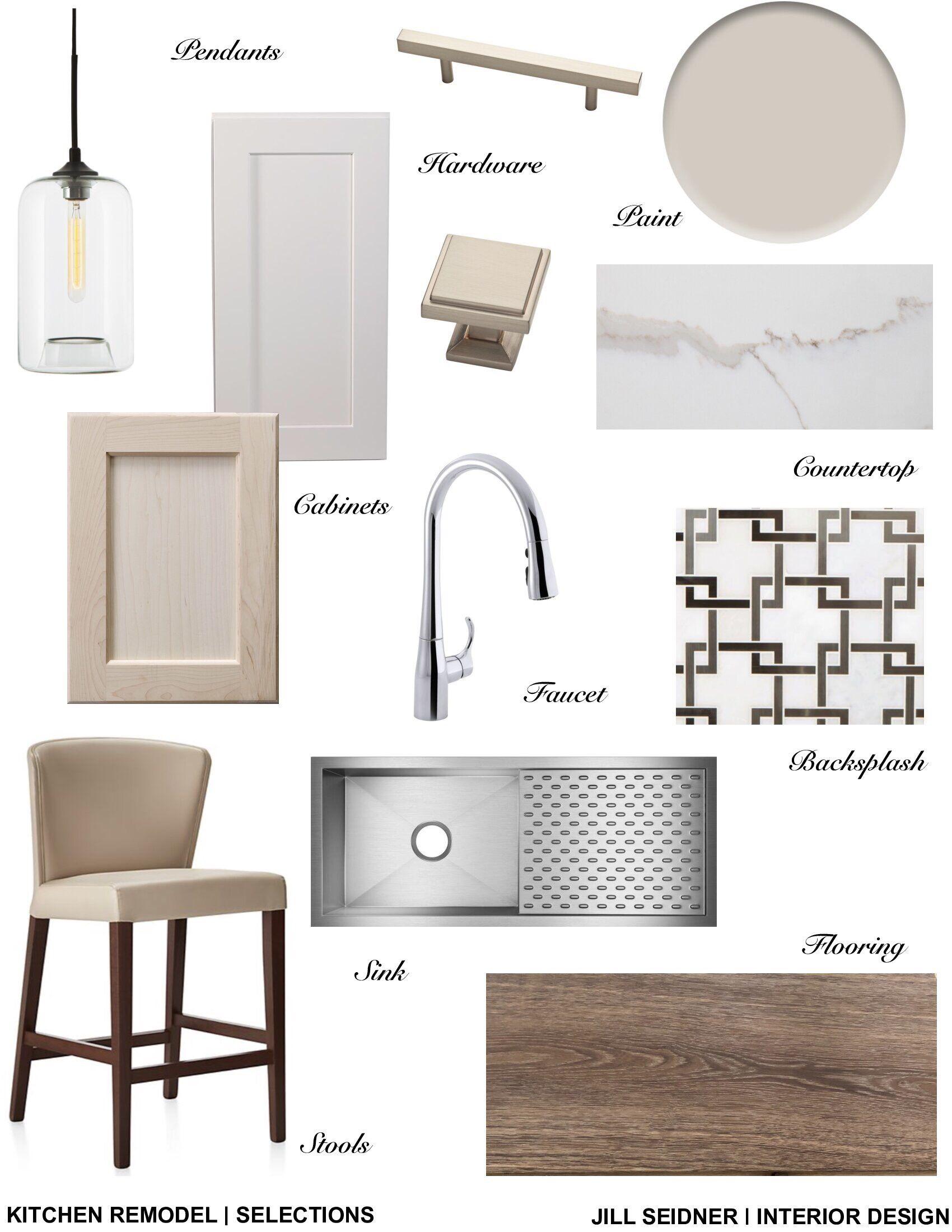 Jill Seidner Interior Design Jill Seidner Interior Design Interior Design Mood Board Interior Design Concepts Interior Design Kitchen