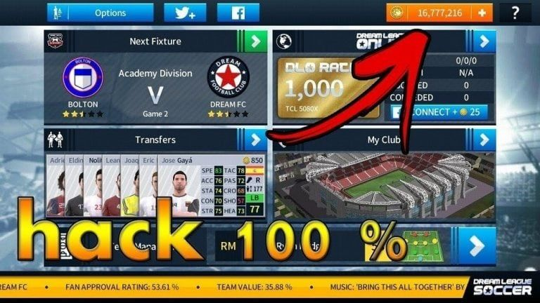 Download Dream League Soccer 2019 Mod Apk Obb Unlimited Money 2 Install Game Play Hacks Safe Games