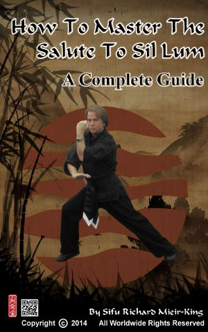 b8f855360 Mieir King's Kung Fu Salute To Sil Lum Book. A beginning, basic form ...