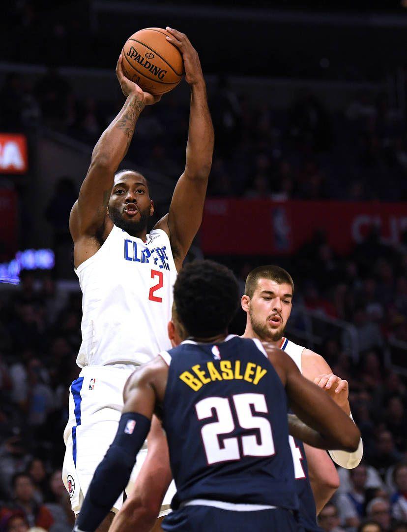 Clippers Star Kawhi Leonard Says He Was Emotional Prior To Battling Lakers In Hometown In 2020 Nba Stars Lakers Leonard