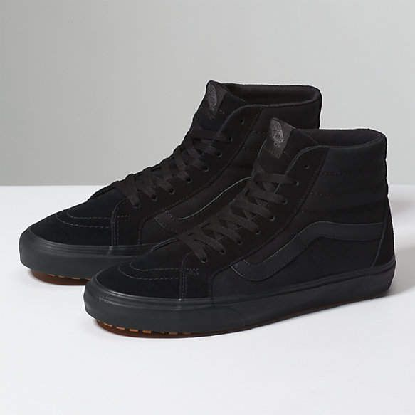 e32ee841e Made For The Makers SK8-Hi Reissue UC Baby boy well notbaby but anyways  he s going to love love these black on black. Unique with the zipper on the  back ...