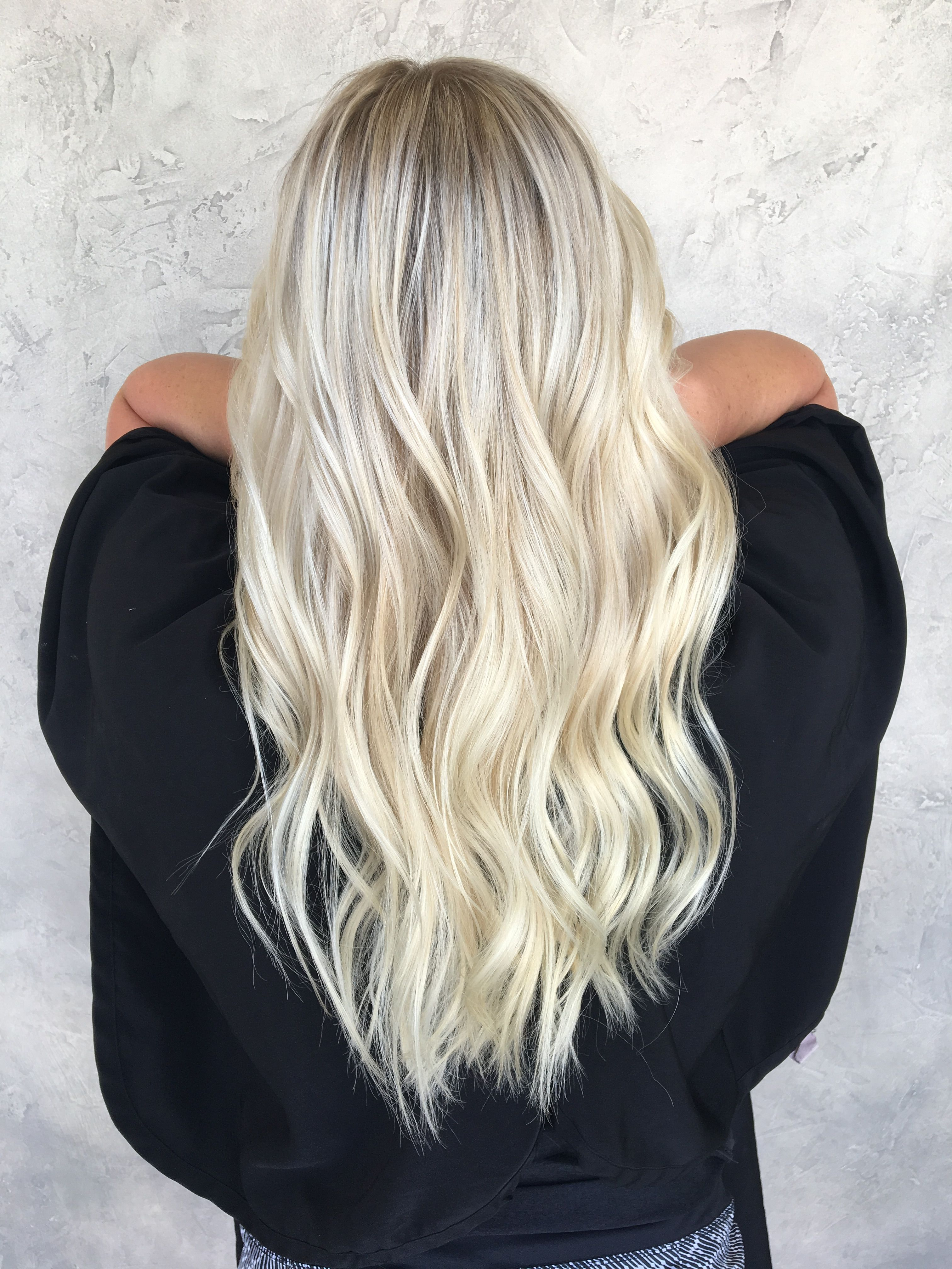 Fairest Blonde Icy Blonde Light Blonde Alexaa3 Done At