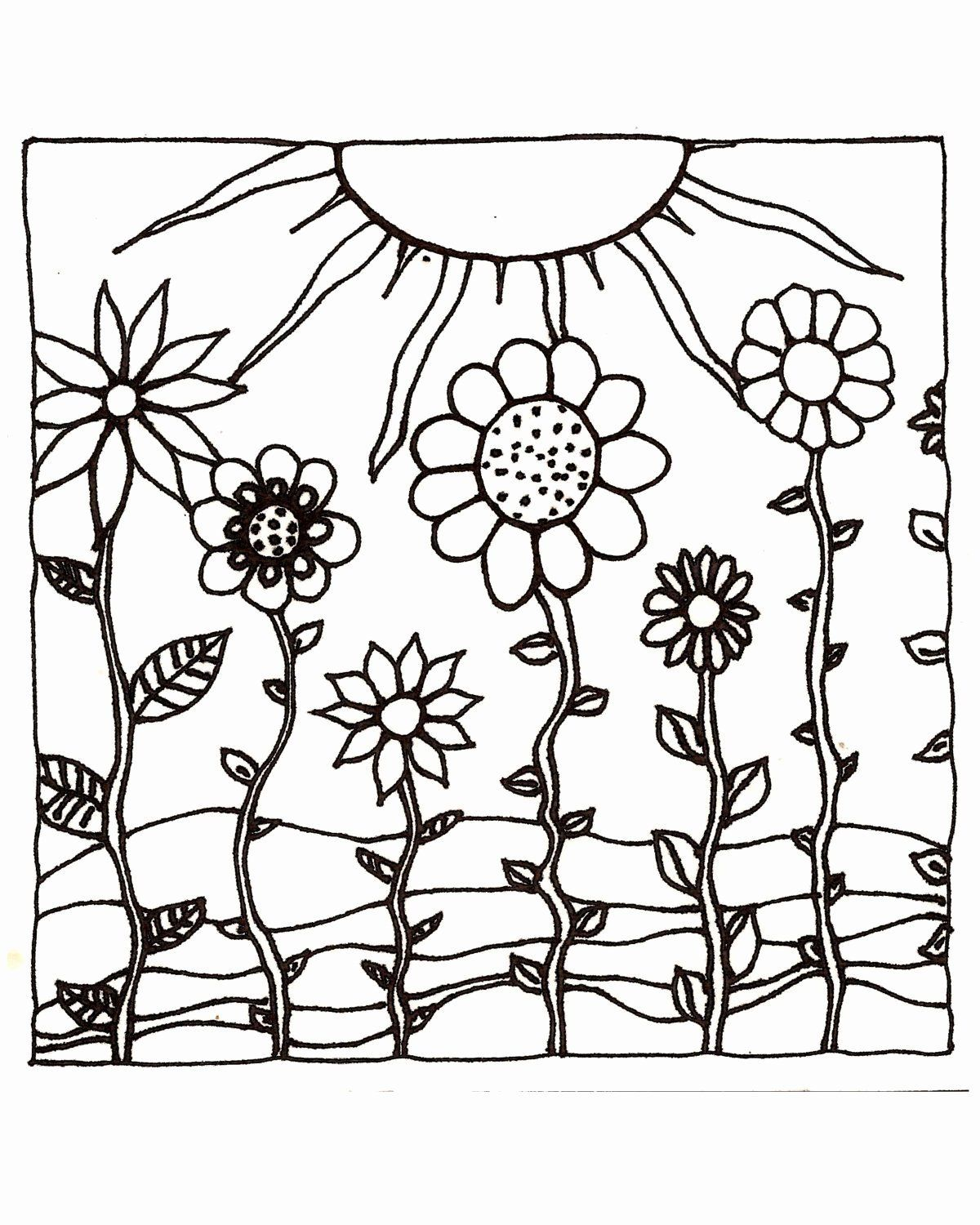 Sunset Coloring Pages For Adults En 2020 Coloriage Dessin