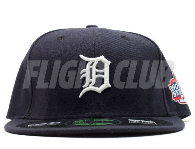 e5b82c6c7 Detroit Tigers 2012 World Series 59Fifty Fitted Baseball Cap by NEW ...