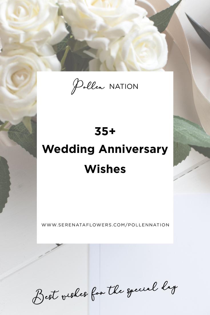 35 Wedding Anniversary Wishes Pollen Nation Wedding Anniversary Wishes 35th Wedding Anniversary Wedding Anniversary