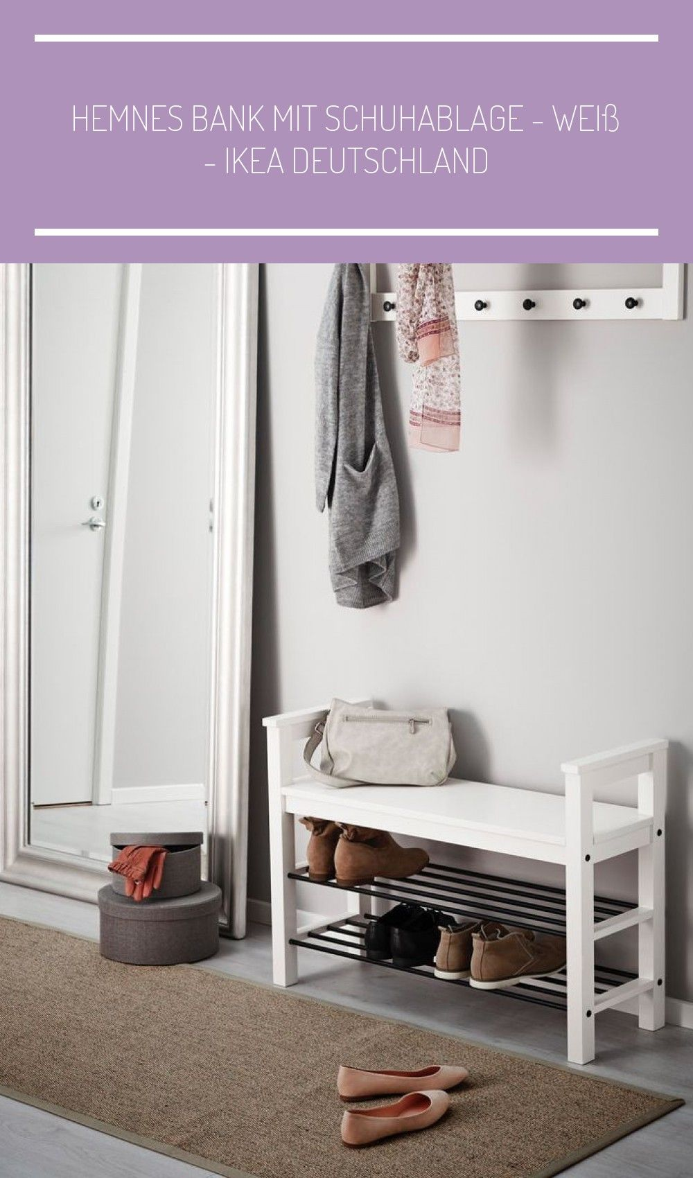 Photo of IKEA Deutschland | Setz dich doch zum Schuheanziehen! Die schlich