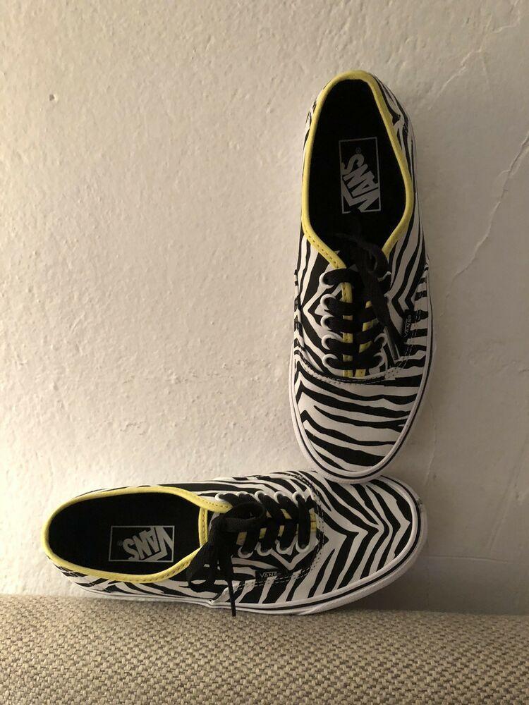 Vans M6.5 W8 Zebra Print Sale!  fashion  clothing  shoes  accessories   mensshoes  athleticshoes (ebay link) dbc3400cf