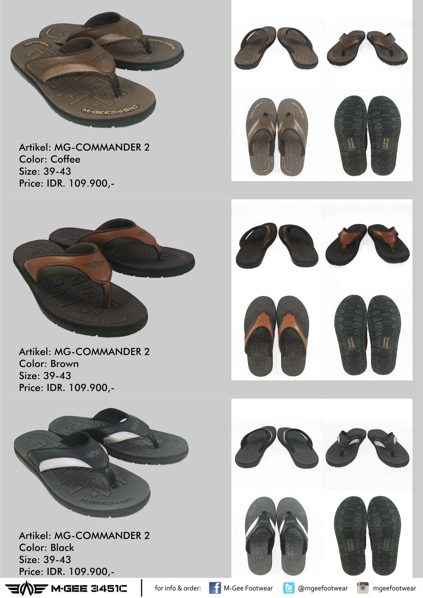 MG mander 2 Adalah Salah Satu Produk Best Seller M GEE Footwear