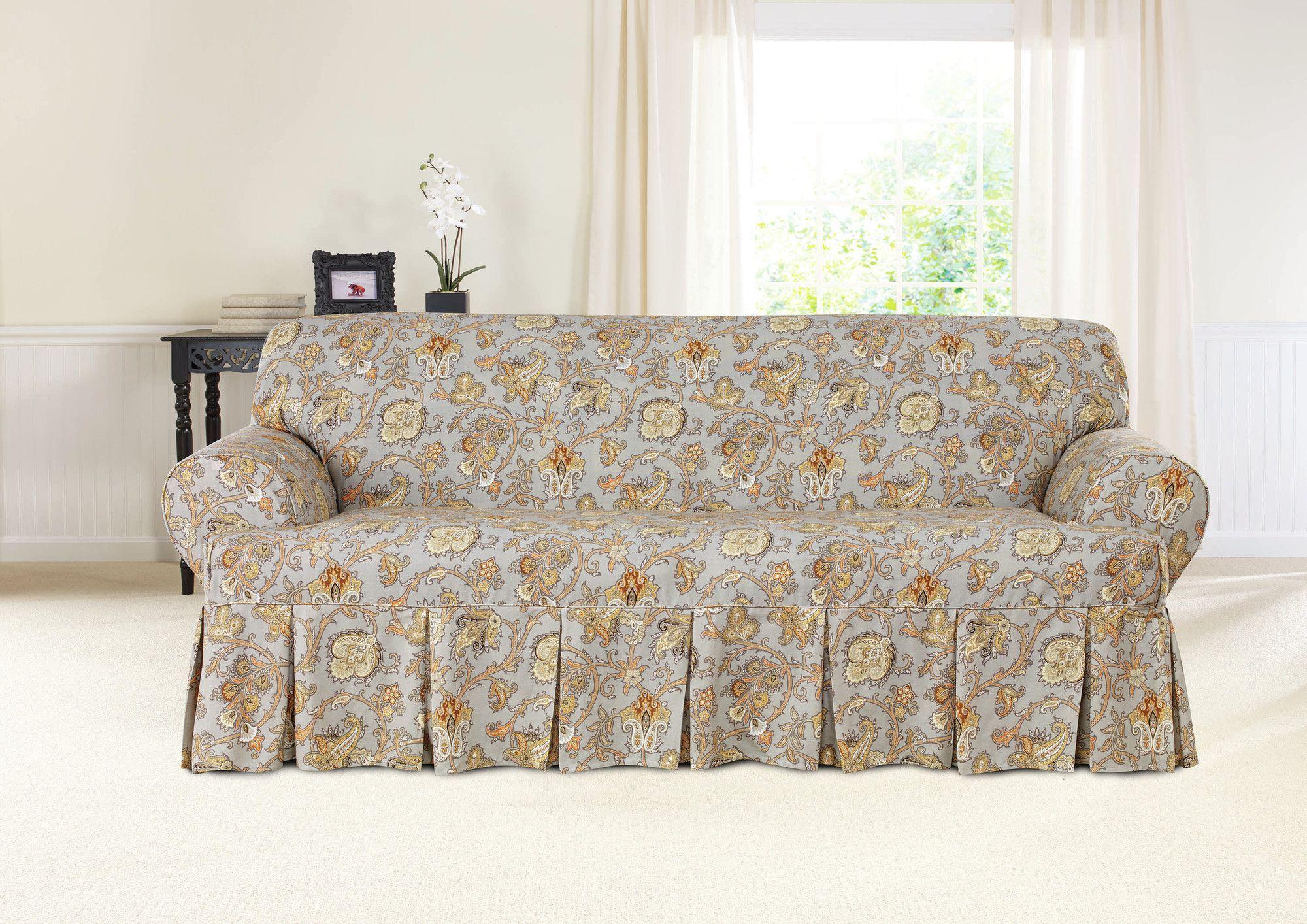 Tennyson Sofa T Cushion Skirted