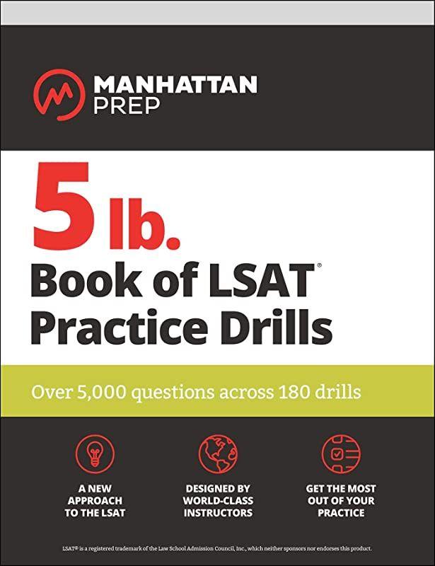 PDF 5 lb. Book of LSAT Practice Drills, Over 5,000 ...