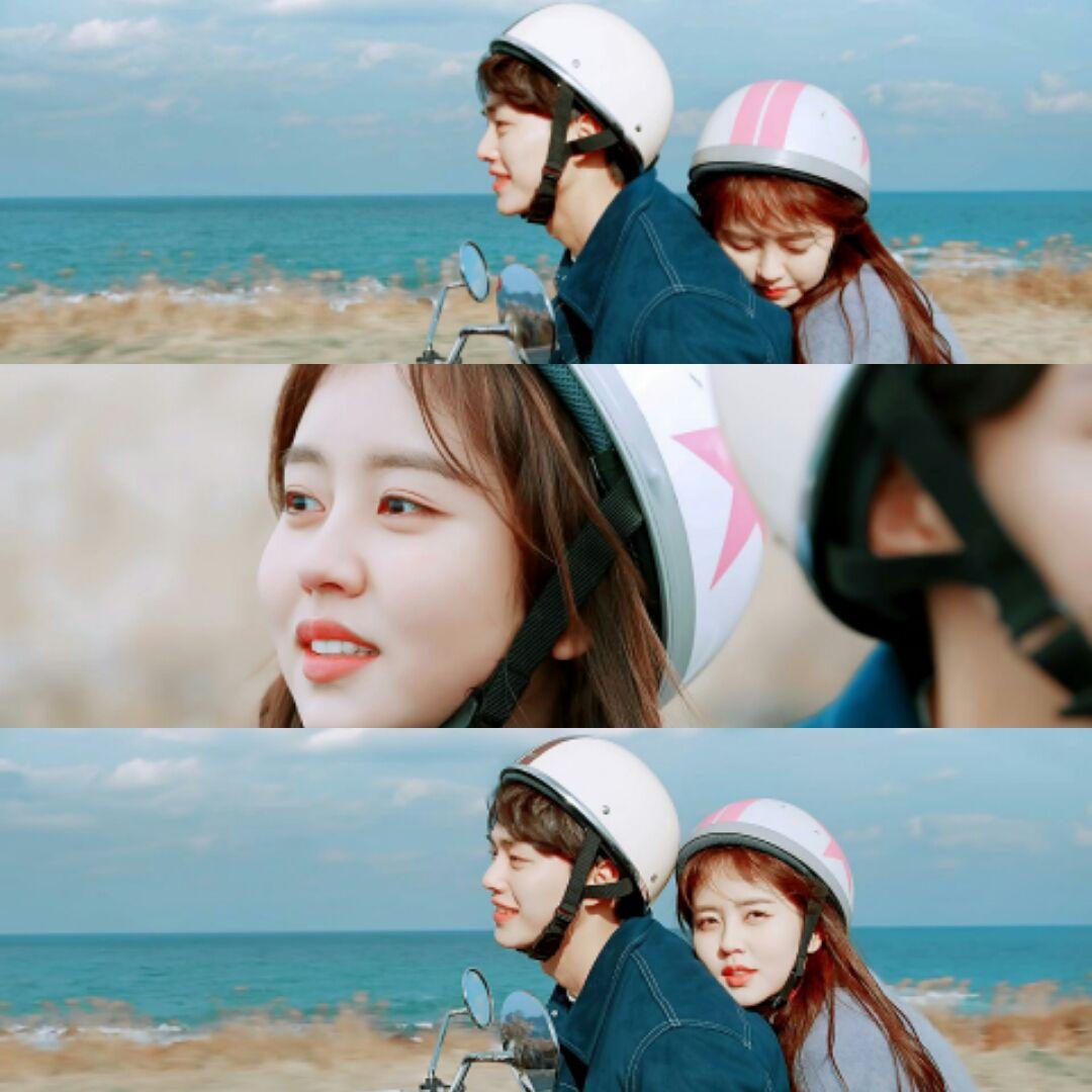 Kim so hyun and song kang for drama love alarm dramas