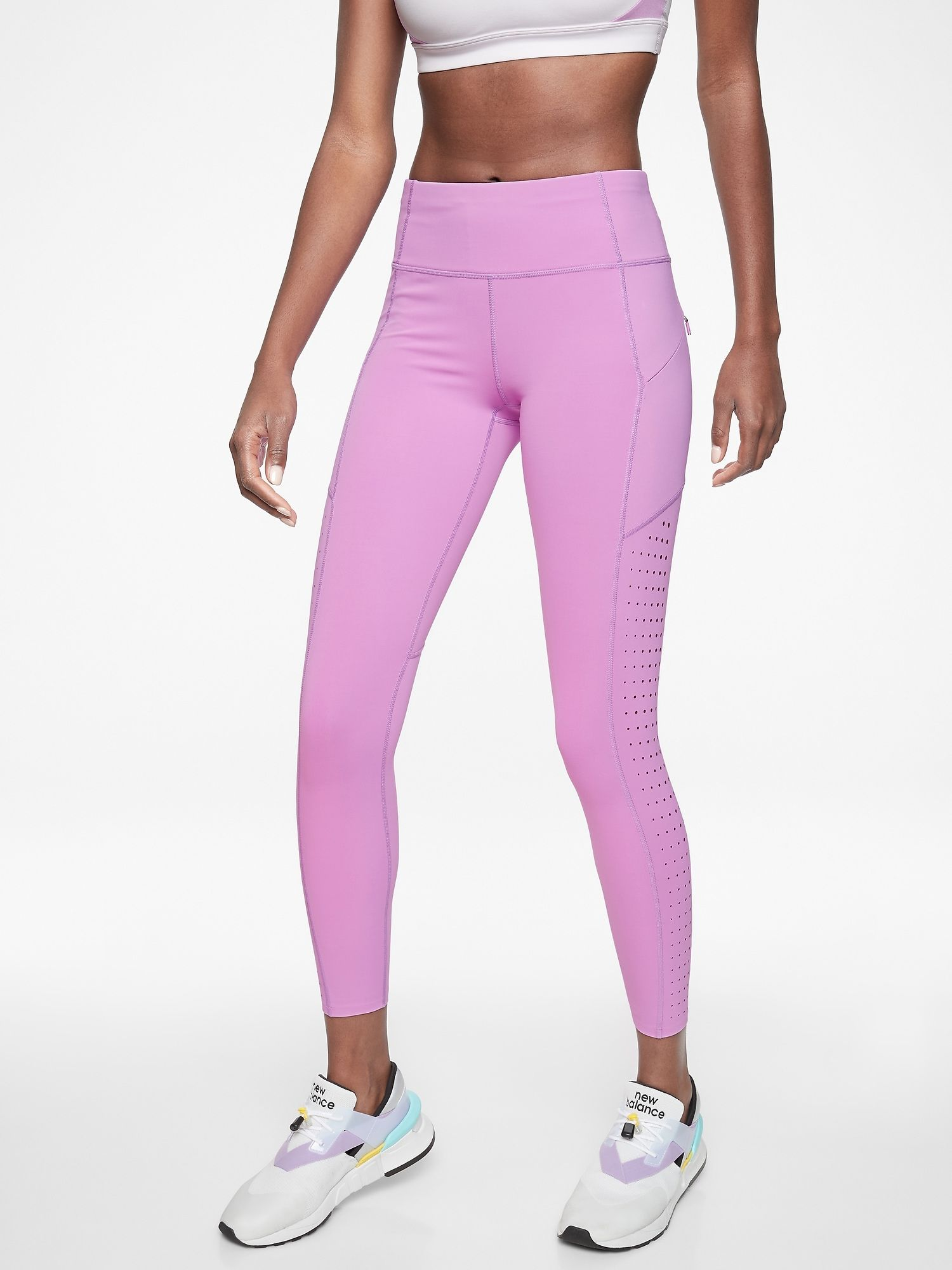 291a91d1ad Contender Laser Cut 7/8 Tight in 2019 | Exercise | Workout leggings ...