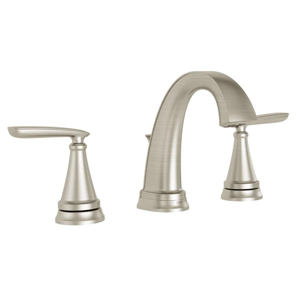 American Standard Somerville 8 In Widespread 2 Handle Bathroom