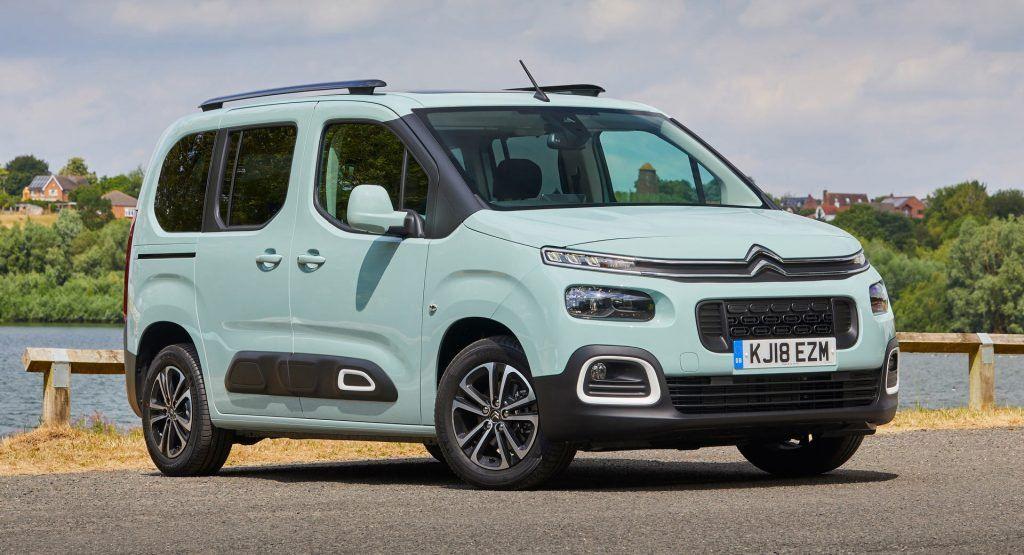 New Citroen Berlingo And Peugeot Rifter Go On Sale In The UK