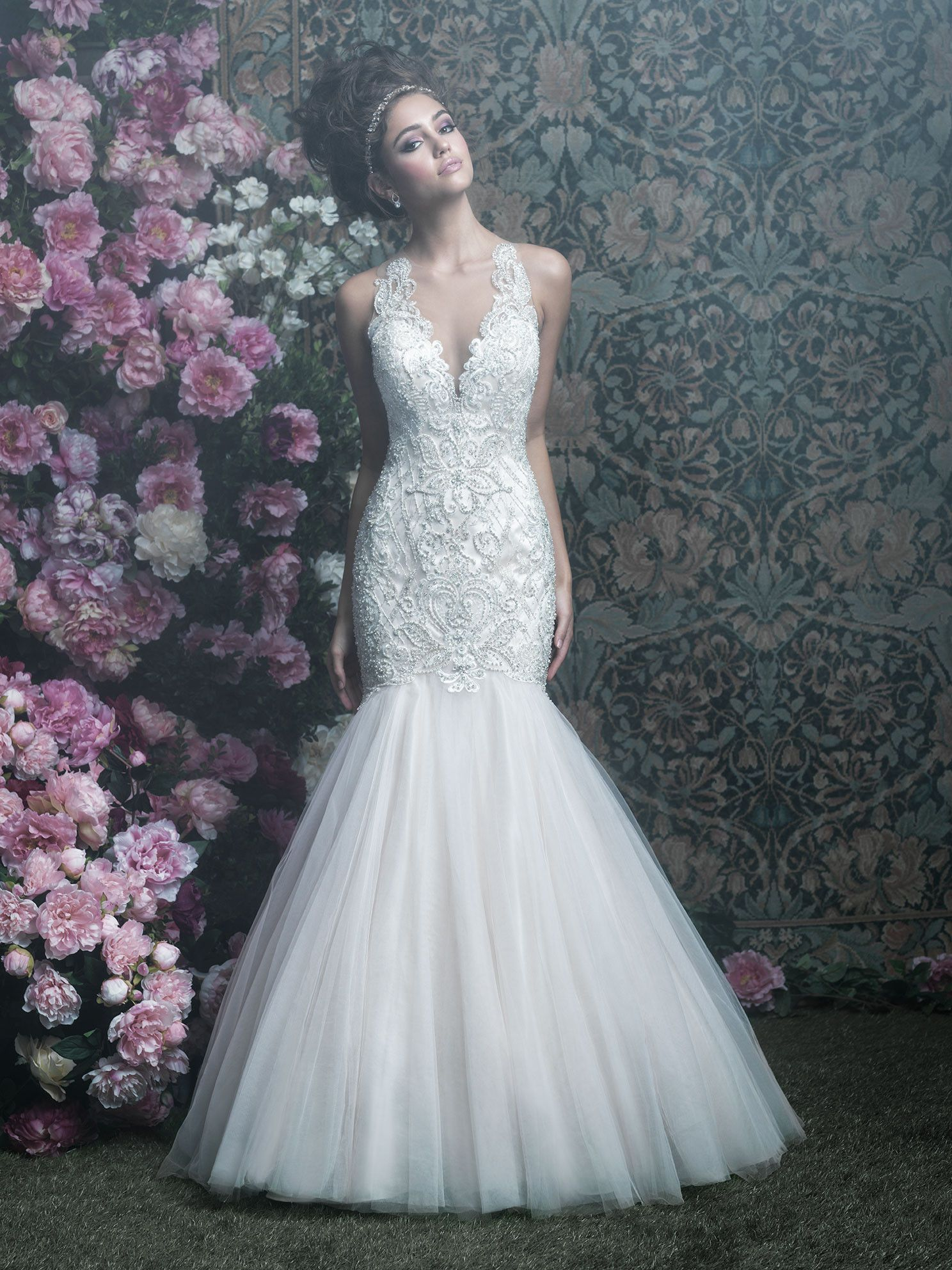 Wedding dresses fresno  Allure C  Allure couture Gowns and Wedding dress
