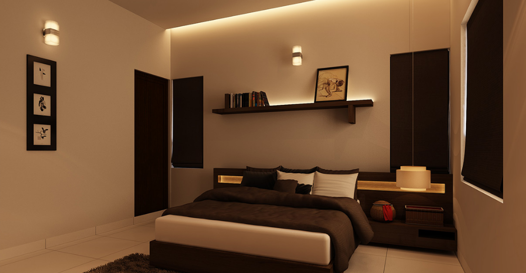 Bedroom Interior Design Kerala House Design Simple Bedroom Design Master Bedroom Interior Design Interior Design Bedroom
