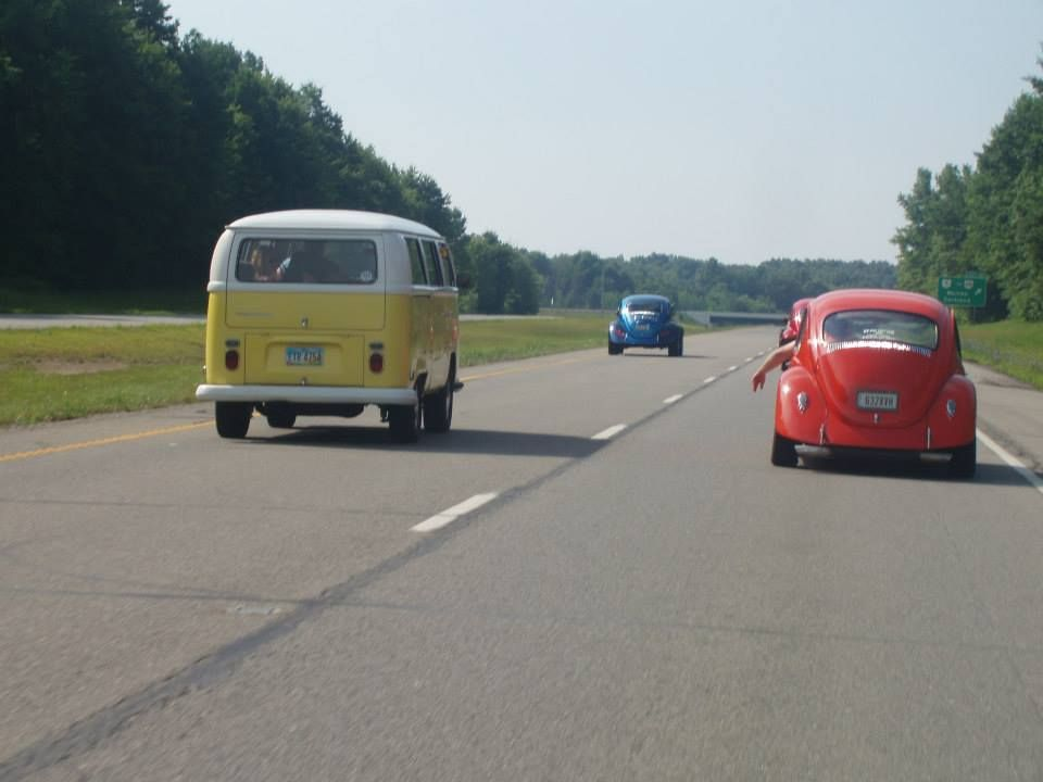 Cruise to Jim's Custom VW Show | N E  Ohio VW Sumbugs