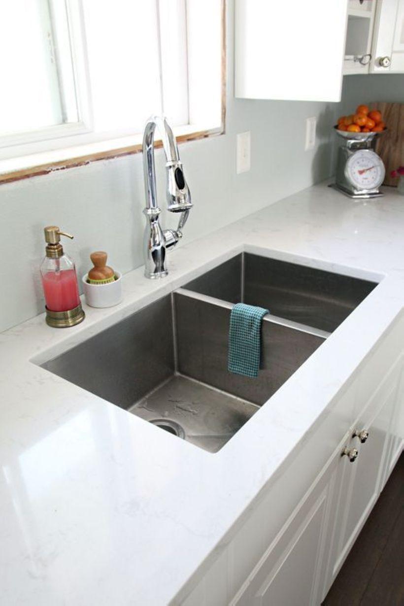 Kitchen Sink Plumbing Problems Solutions Kitchensinkplumbing Farmhouse Sink Kitchen Flooring Is Best Kitchen Sinks Kitchen Sink Design Corner Sink Kitchen