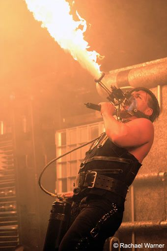 See Rammstein live. 15 hour straight drive one way and $500 later, the first thing I can mark off my bucket list.