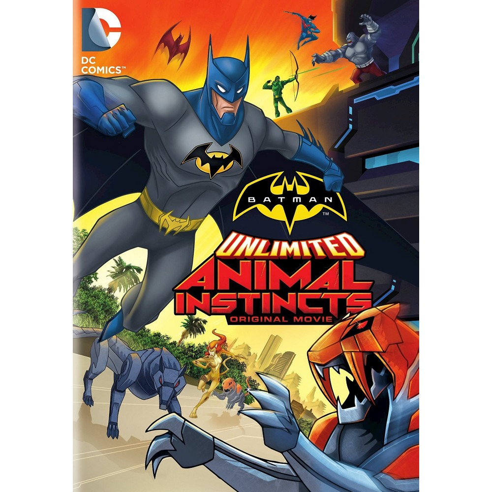 Animal Instincts Watch Online batman unlimited: animal instincts (dvd_video) in 2019