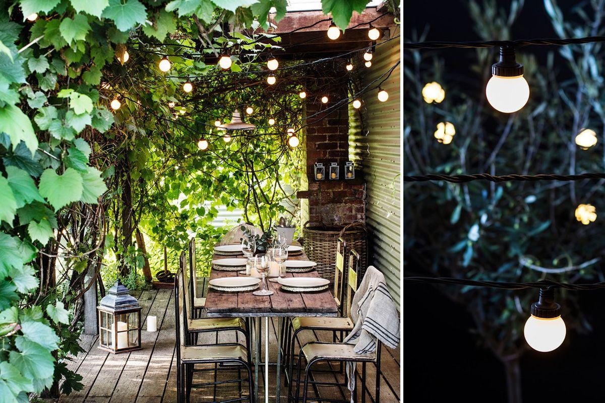 Inspiration Dejeuner Au Jardin Outdoors Table Exterieur