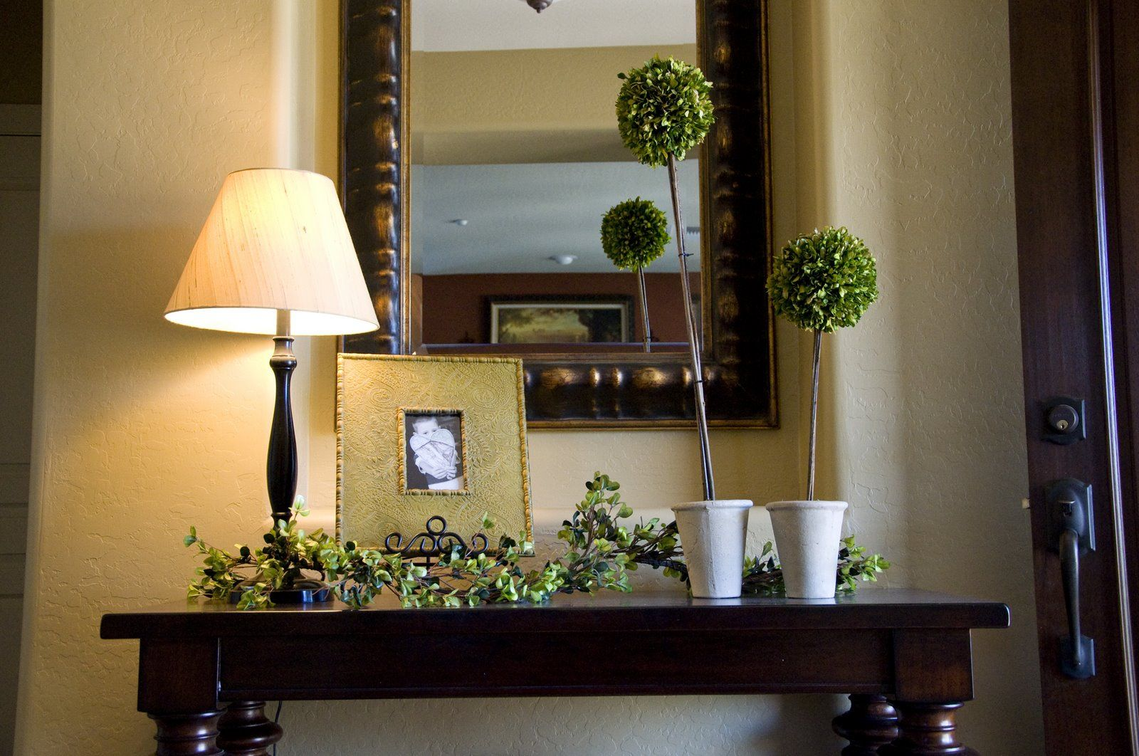 Decorating foyers home pinterest