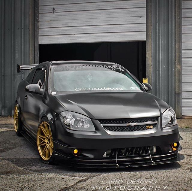 Chevy Cobalt Ss Modified Lowered 2010 Chevrolet
