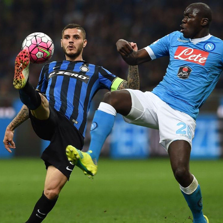 Napoli extend Kalidou Koulibaly deal to 2021 Aurelio De