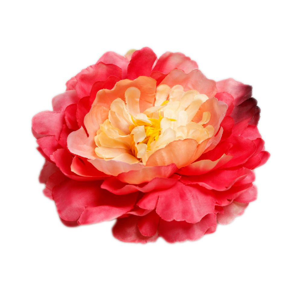 Fashion colorful diy artificial flowers peony silk flower hat fashion colorful diy artificial flowers peony silk flower hat clothing wedding accessories 6 colors dhlflorist Images