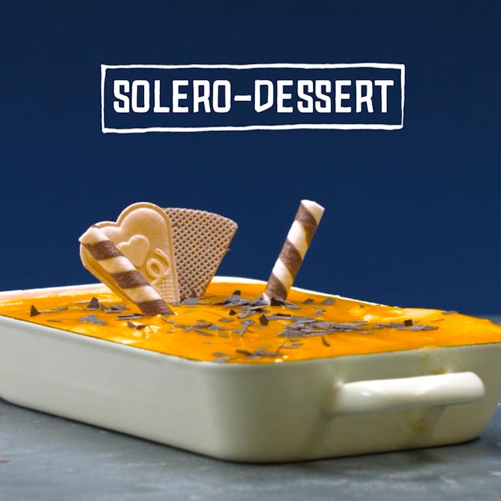Solero Dessert #chocolatedessertrecipes