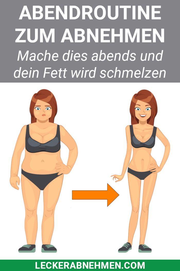 Videos, wie man in 5 Minuten Gewicht verliert