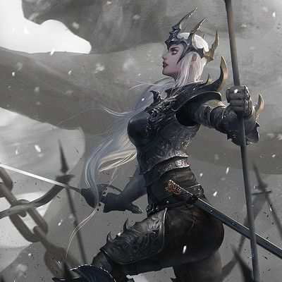 Photo of Amazon Celts Warrior Women In Ancient Civilizations fantasy art