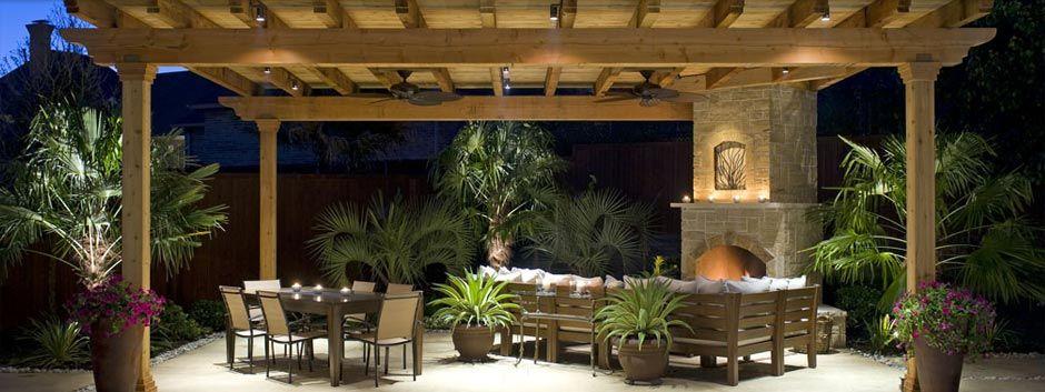 southwest patio designs | Southwest Fence and Deck ... on Southwest Backyard Ideas id=96484