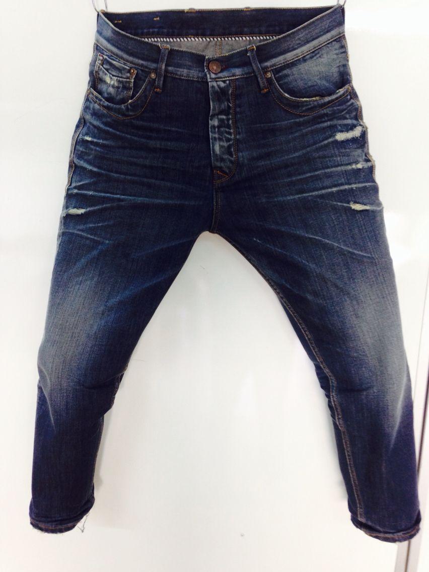 New Yorker Work ...   Denim-Blue jeans   Pinterest