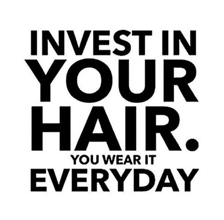 Hairstylist Quotes: OMG!! Yes.. Especially If You're Blonde. Ladies If It